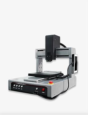 全自动桌面式经济型三轴机器人300SS