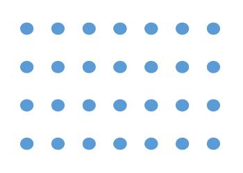 矩阵点阵或线打胶
