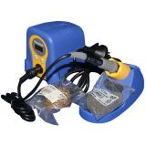 HAKKO电焊台FX888D-24BY,数显可调温100V,白光FX888D恒温焊台
