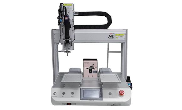 NIC桌面式四轴锁螺丝机平台NIC-ASC5441A(B/C)