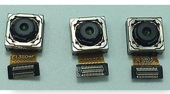 手机摄像头模组点胶环节